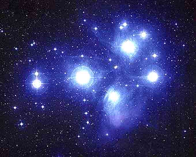 pleiades star cluster hubble - photo #20